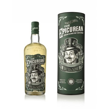 The Epicurean Lowland Blended Malt Scotch Whisky
